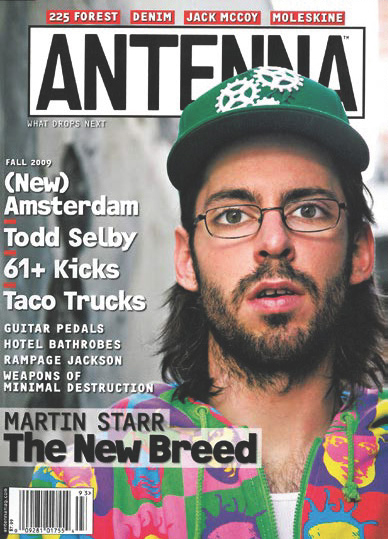 Antenna Magazine - Fall 2009