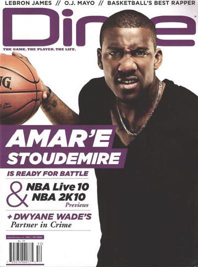 Dime Magazine - October 2009