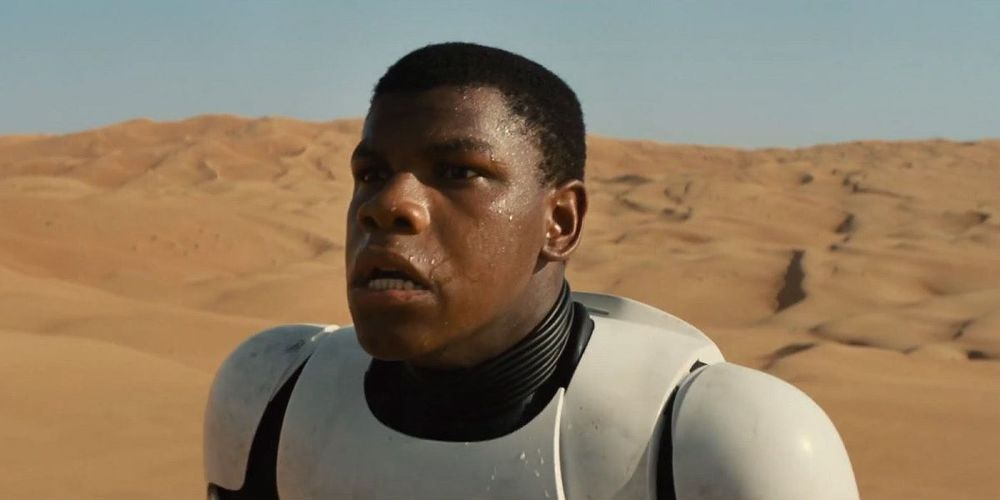 Could Finn (John Boyega) be a lost son of Lando Calrissian?!?