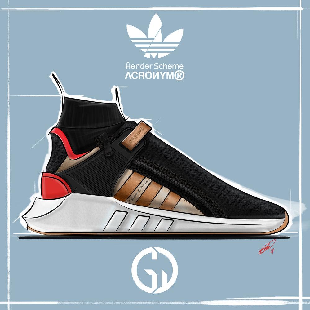 Concept Kicks EQT