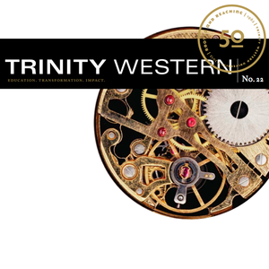 Trinity Western Magazine .  EDITORIAL DIRECTION