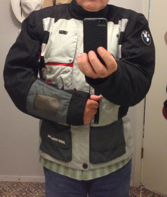 Review First Impression Bmw Rallye 2 Pro Suit