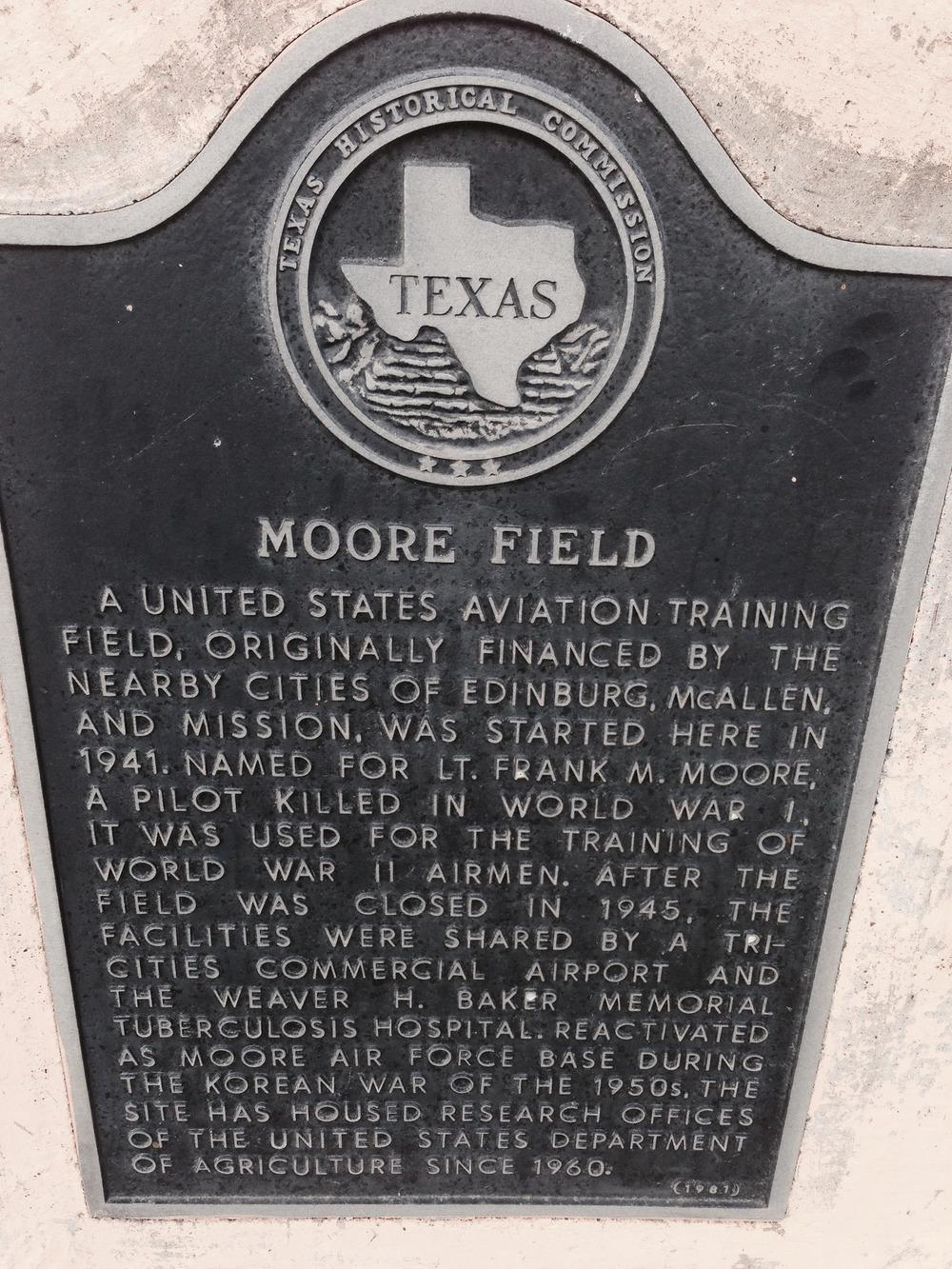 Texas Marker