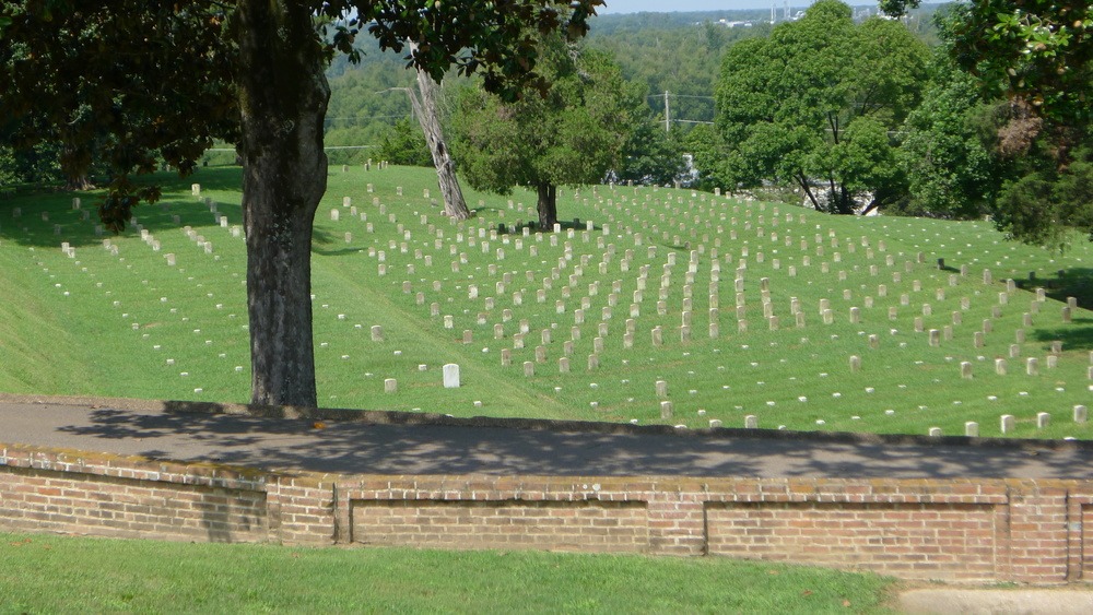 National Cemetery at Vicksburg