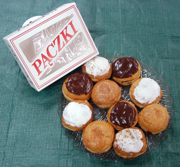 Paczki Day: This shall be the first day of our trip! (Credit: Confessions of a Watery Tart)