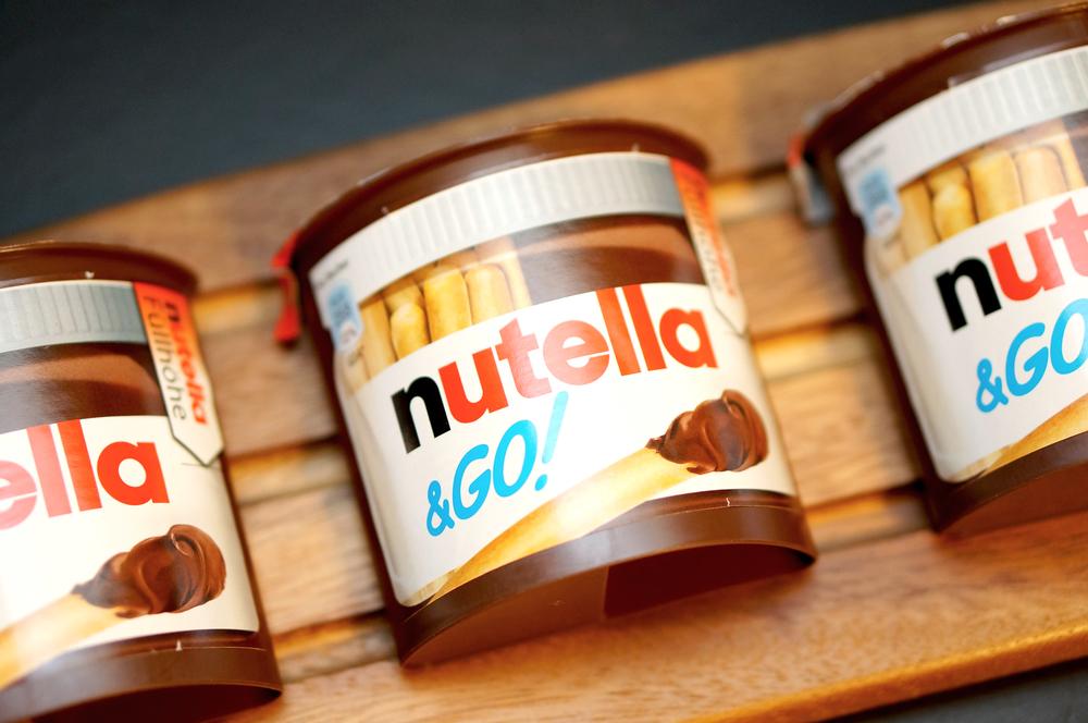 Nutella & Go!