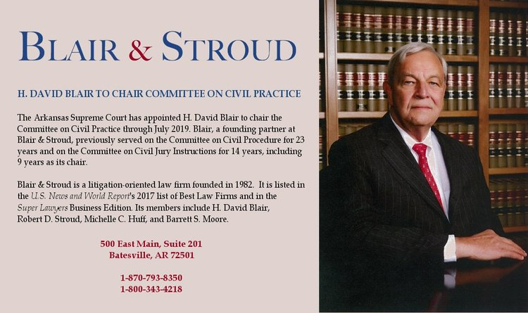 News Blair Stroud Attorneys At Law