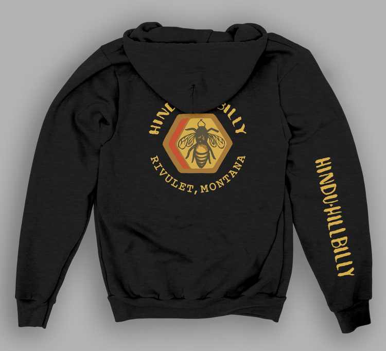 9ec14d6a9ff2 Charcoal Grey Hindu Hillbilly Sweatshirt — Hindu Hillbilly & Rivulet ...