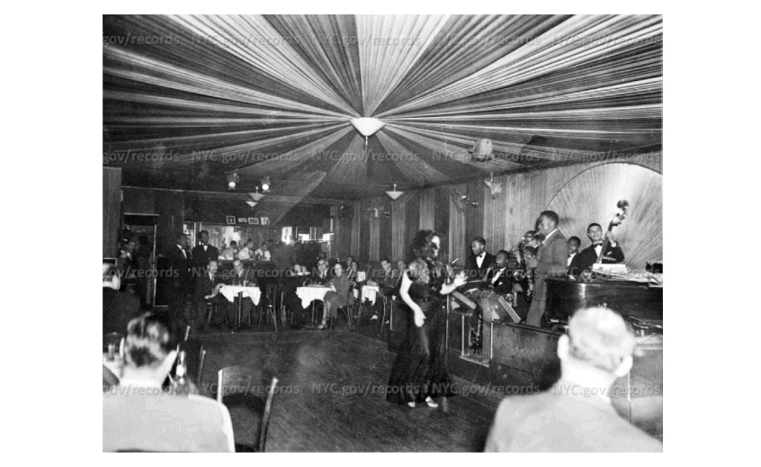 Dicky Wells Club, Harlem