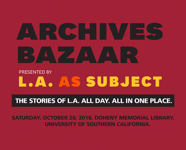 In all, more than 70 archives are represented at this event, which is free and open to the public.