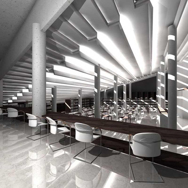 3º lugar - 2006 - concurso nacional de arquitetura para o paço municipal de hortolândia
