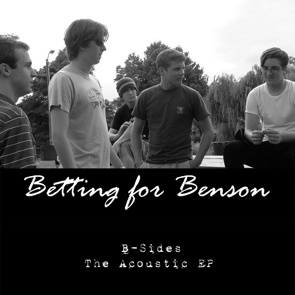 B-Sides - The Acoustic EP (2008)