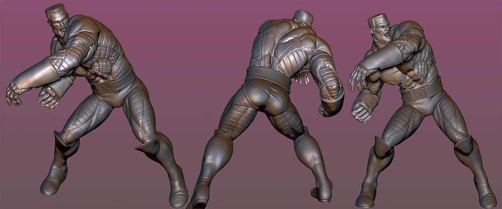 Colossus Sculpt