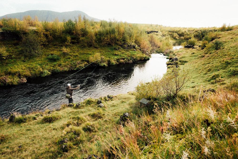 Fly Fishing : Iceland