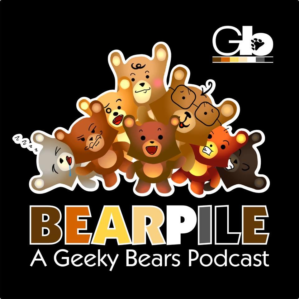 Bearpile - Geeky Bears