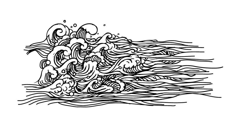 Wave Design Vector Illustration