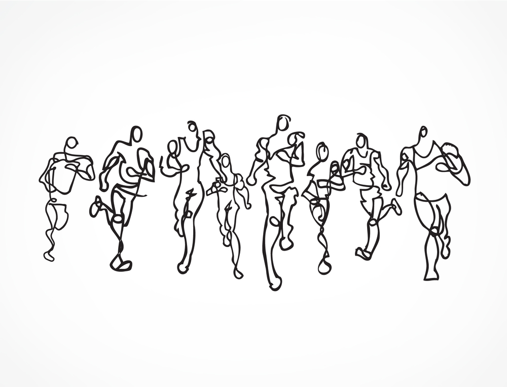 Running Man variations