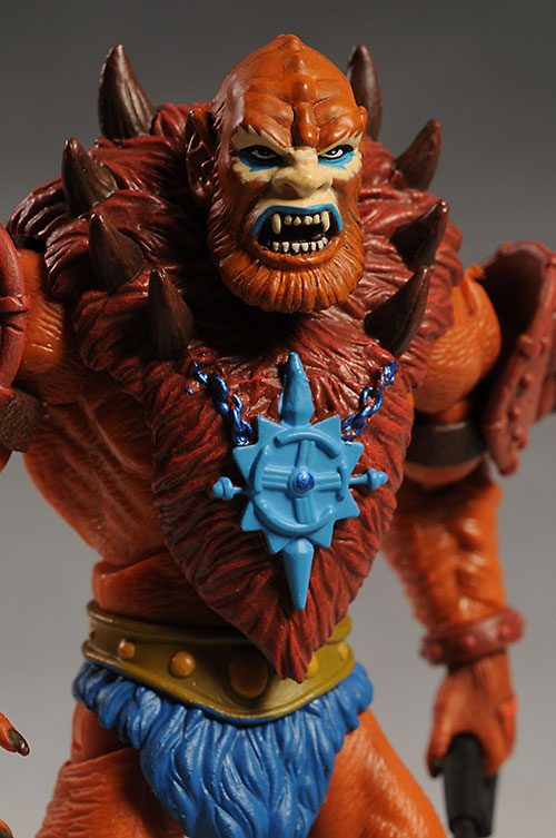 'Beast-Man' figure (character from Masters of the Universe)