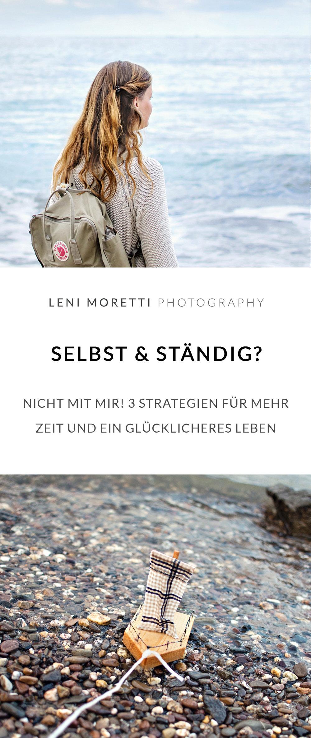 Selbstständig als Fotograf © lenimoretti.com    Merke Dir diesen Artikel auf Pinterest!