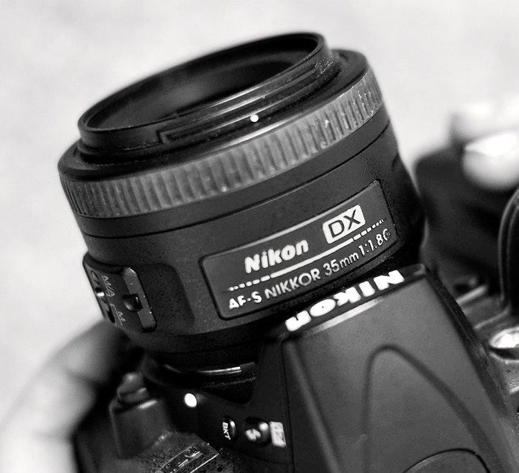Nikon-Objektiv AF-S Nikkor 35mm 1:1.8G (Affiliate-Link*)