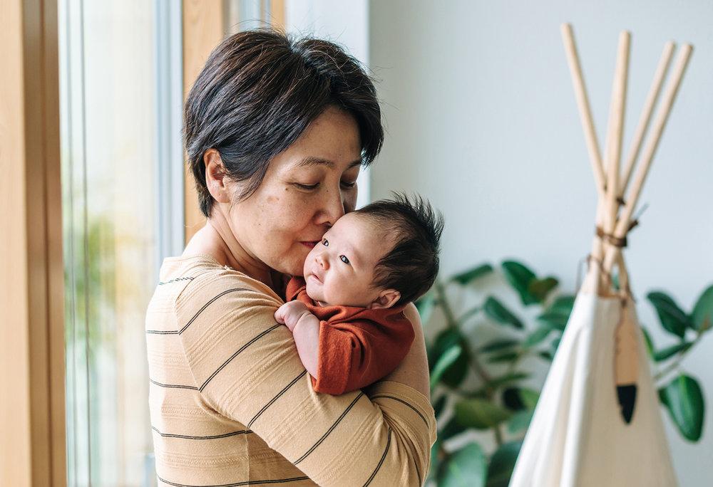 familienfotos-baby-grosseltern
