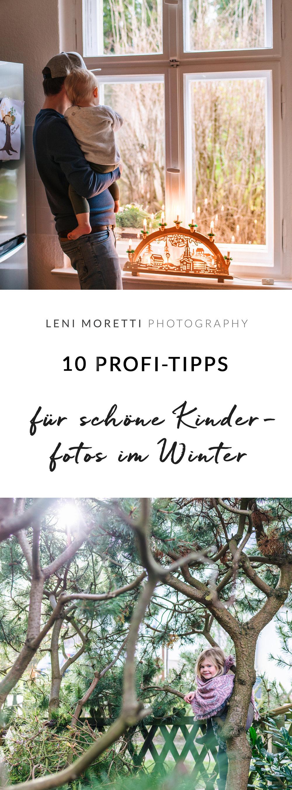 5 Profi-Tipps für Kinderfotos im Winter. Pin mich! © lenimoretti.com