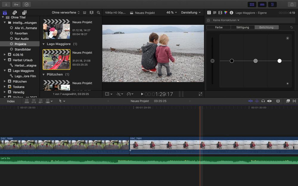 familienvideo-schneiden-final-cut-pro