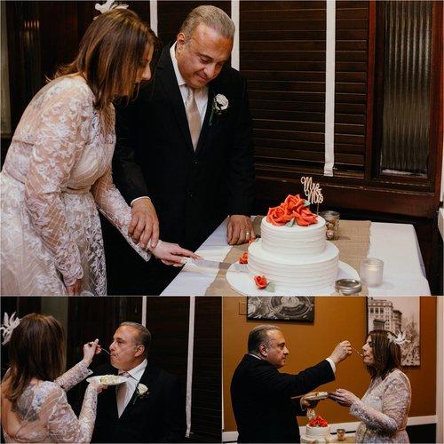 Shari & Michael | Intimate Queens, NY Wedding — Jemima