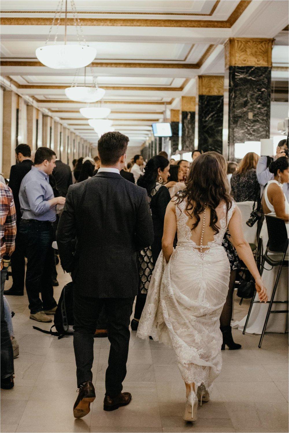 New York City Hall Wedding - NYC Elopement Photographer - City Hall Wedding Photographer - Elopement Photographer