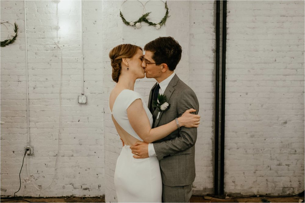 Brooklyn Wedding Photos - Brooklyn Wedding Photographer - Warehouse Wedding - Warehouse Studios Wedding - NYC Wedding Photographer - NYC Wedding Photos