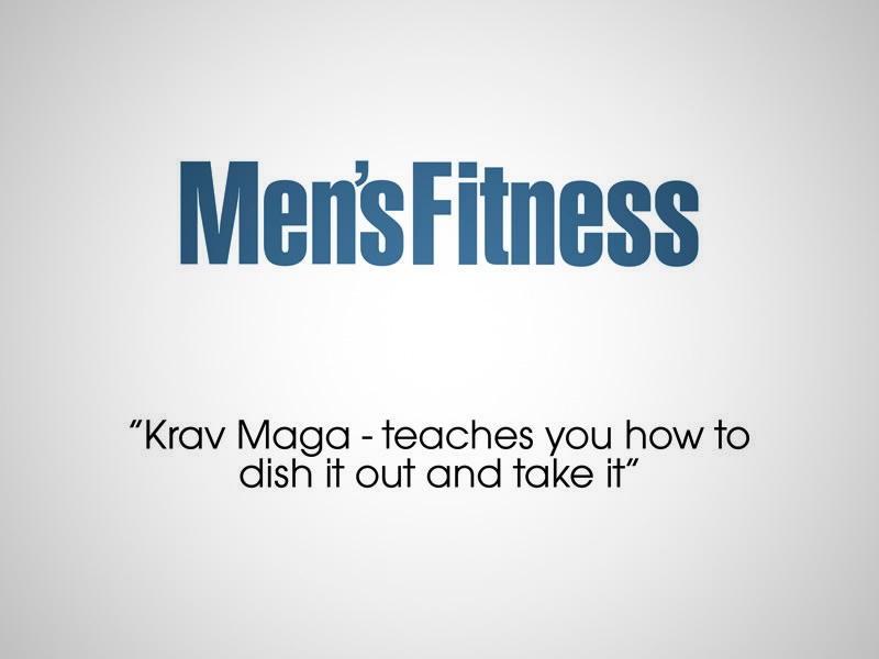 Krav Maga Worldwide en Men´s Fitness