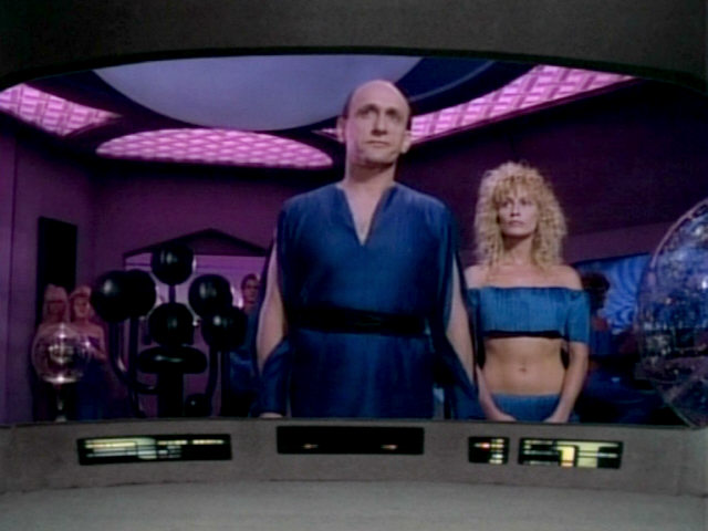 And last of all its original Star Trek: The next Generation season one debut!