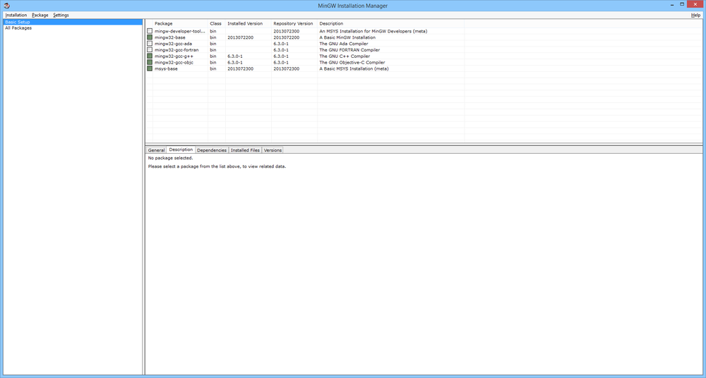 download installation manager for windows