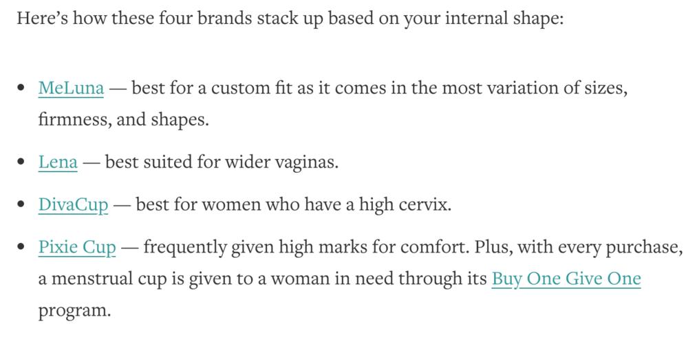 https://verilymag.com/2017/08/best-menstrual-cups-for-your-body-shape