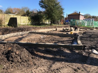 Laying out the foundations