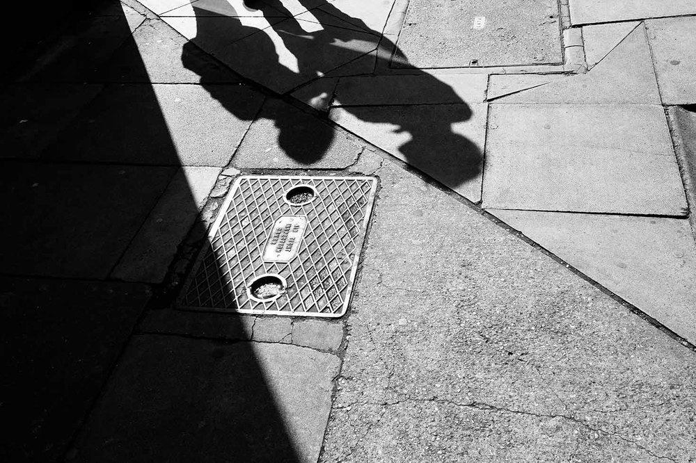 Shoreditch Shadow by Me & I Photography
