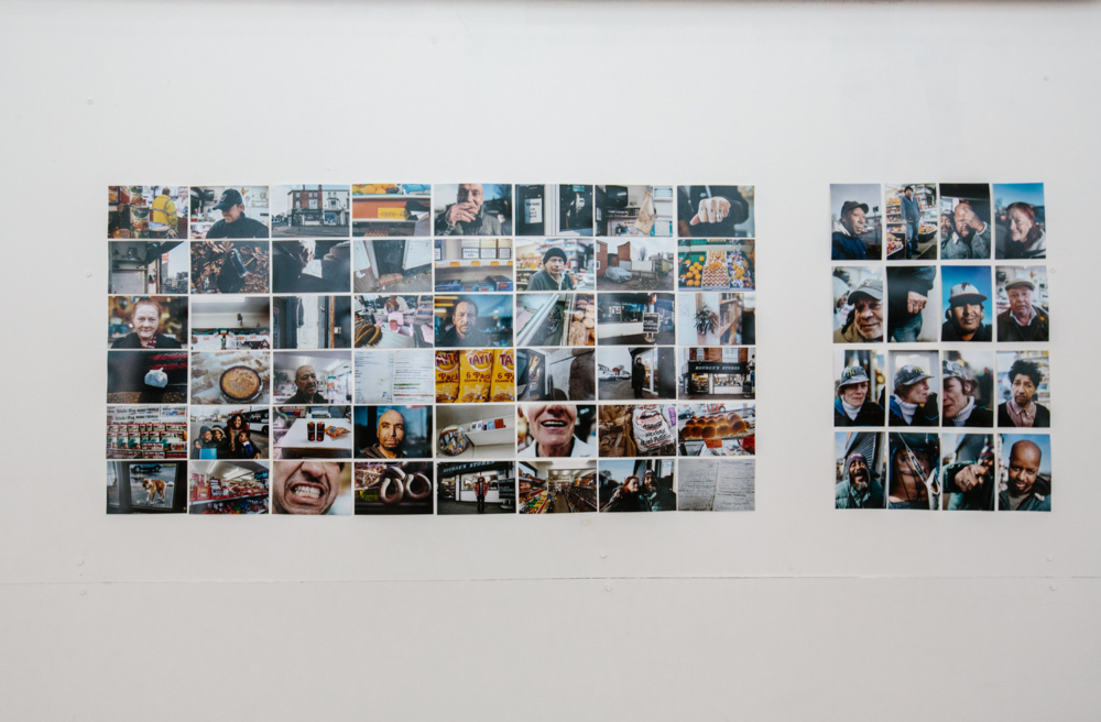The Bourke's RegularsImage grid from the March 2015 Some Cities - SomeStoriesexhibition