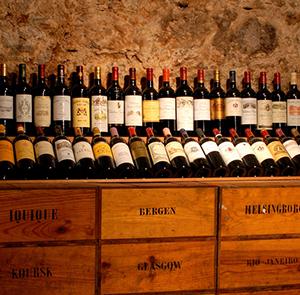 Wein in der Stadt  ©