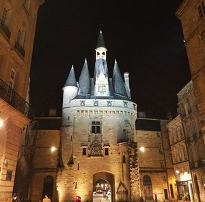 Bordeaux By Night©