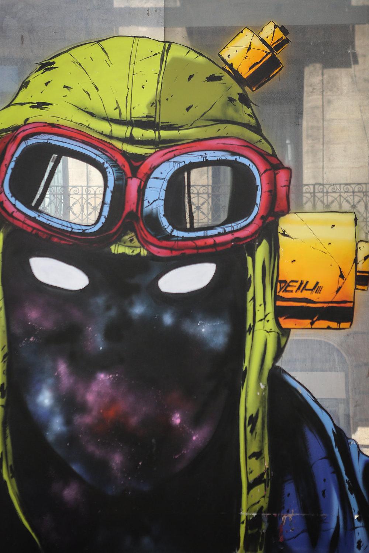 BALADES URBAINES - À la découverte du Street Art bordelais