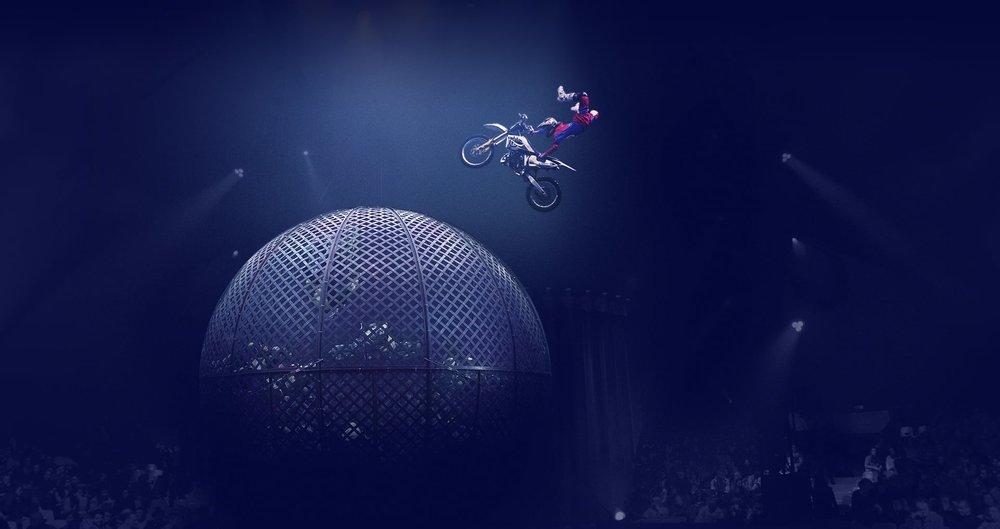Le Cirque Arlette Gruss - du 10 janvier au 3 février