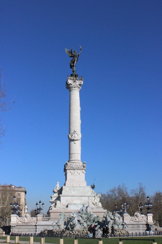 Monumentos Históricos de Burdeos©