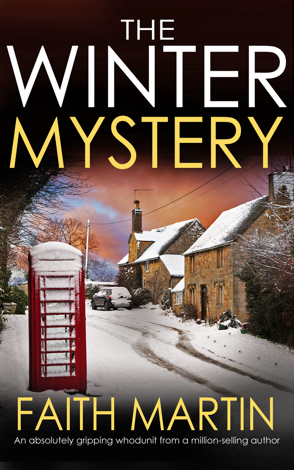 The Winter Mystery Cover