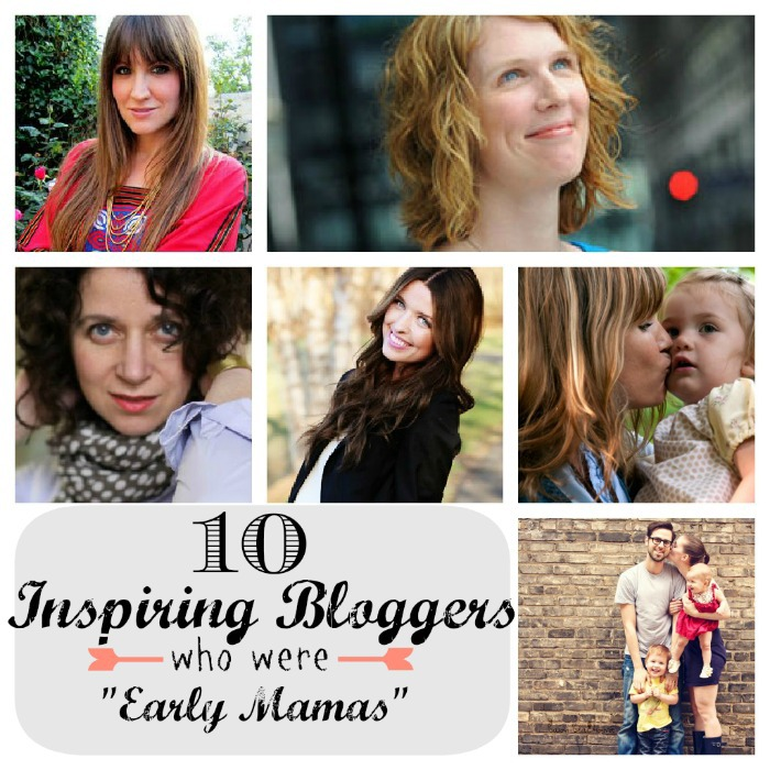 top young mom bloggers