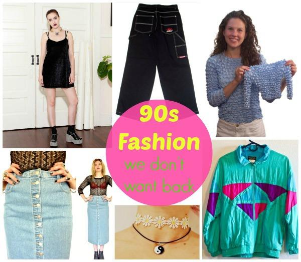 worst 90s fashion