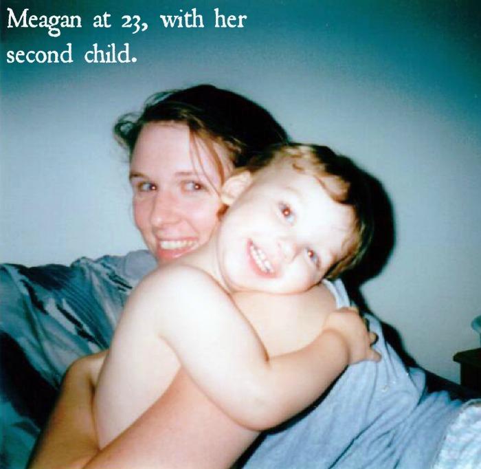 Meagan - Isaac- hug