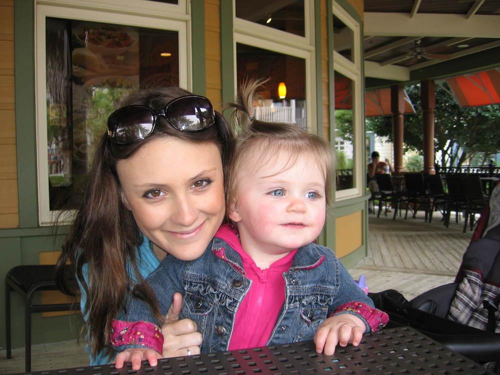 young mom blog