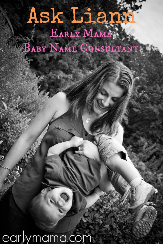 baby name consultant