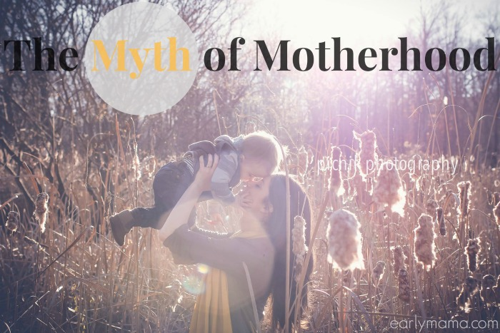 myth of motherhood