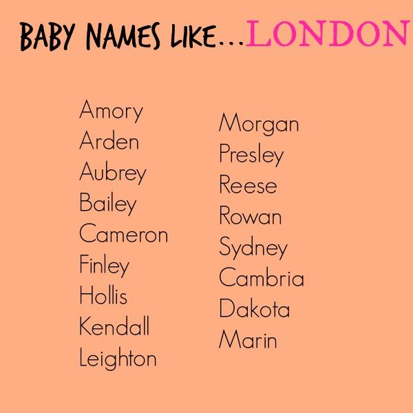 londonbabyname